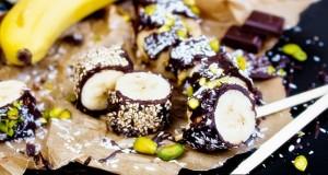 Crepes Banana Sushi