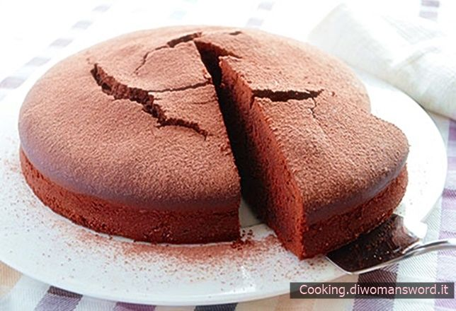 Come preparare la Torta all'acqua e Cacao