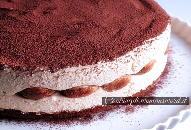 Connubio perfetto tra Cheesecake e Tiramisu'