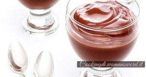 Natillas al Cioccolato
