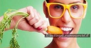 Come salvaguardare la Vista con determinati Alimenti