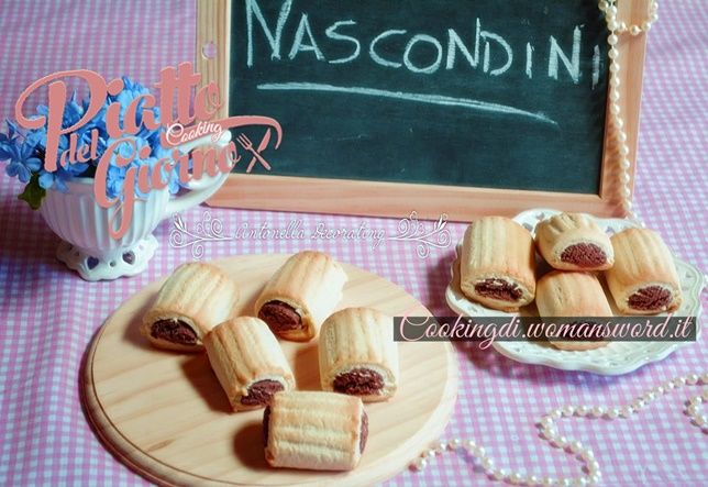Biscotti Nascondino