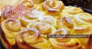 Come realizzare delle Rose con il Miele formato Torta