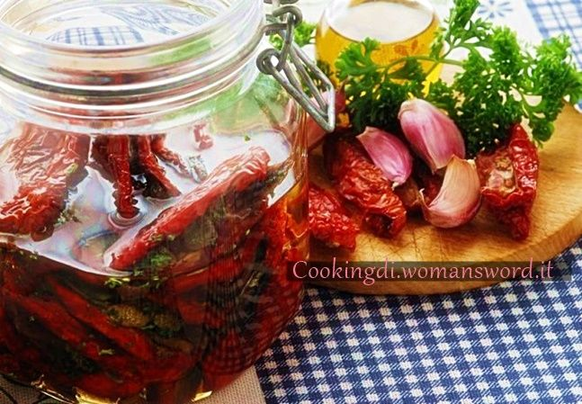 Pomodori Secchi ecco come prepararli
