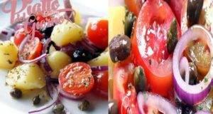 Un Contorno tipico Siciliano…l'Insalata Pantesca