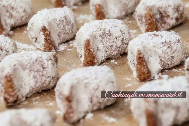 Paste alle Mandorle...dolce tipico Siciliano