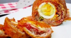 Falsomagro piatto di origine siciliana