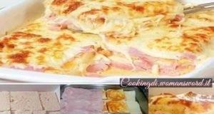 Non la solita Lasagna...ma con qualcosa in piu'