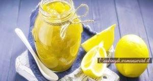 Conserva sotto olio di Limone