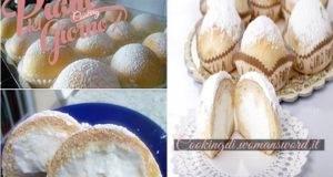 Come realizzare i Fiocchi di Neve {dolce realizzato da una pasticceria Napoletana}